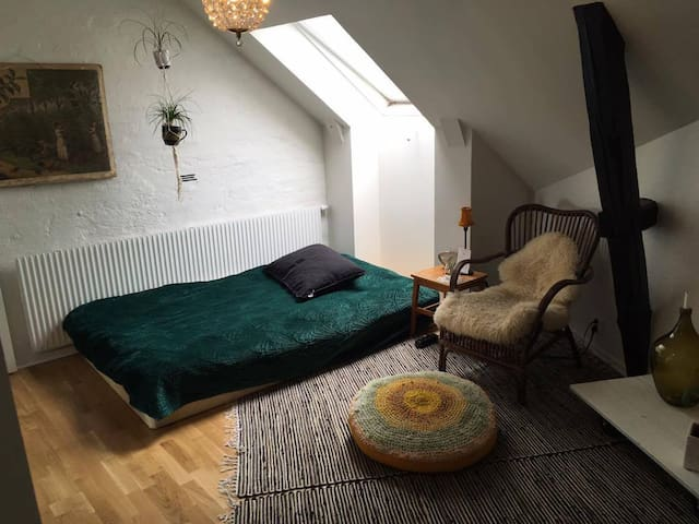 Great room close to city centre and hospital. - Helsingborg - Apartemen