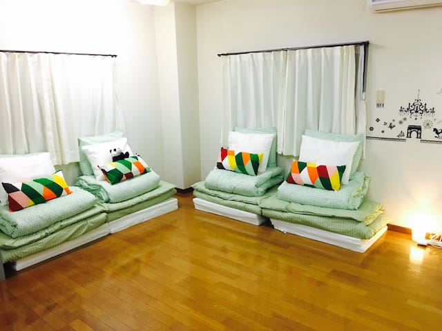 S01. Affordable yet comfortable place in Saga! - 佐賀市 - Квартира