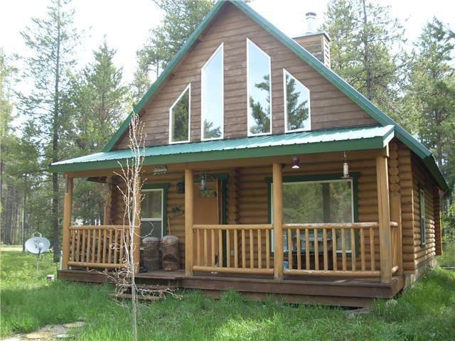 Log Cabin in the Mountains - Donnelly - Houten huisje