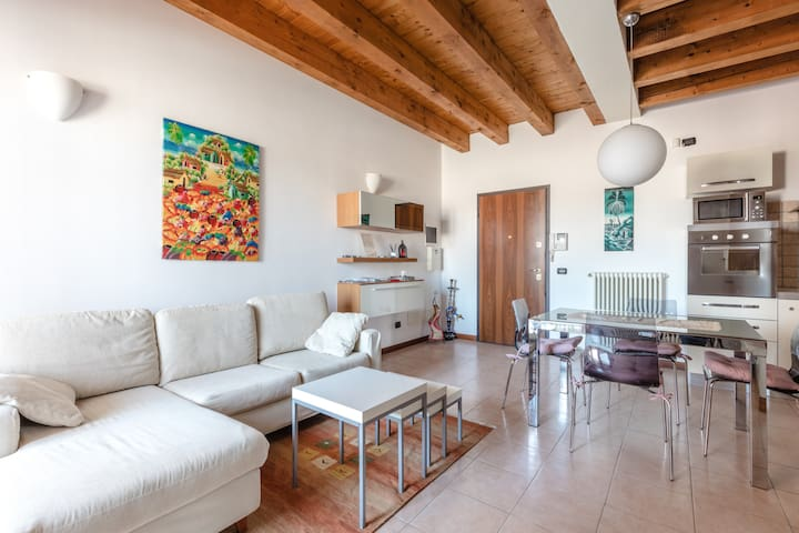 Casa Nadia - Castelnuovo del Garda - Leilighet