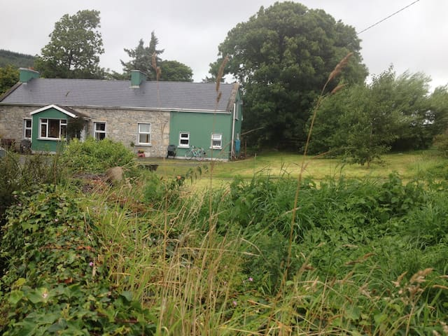 Camping Space on Old Farmhouse Site - Ennis  - Hus