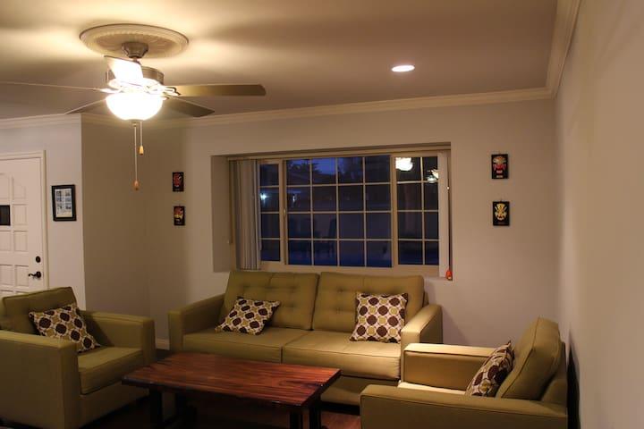 Quiet Private House in San Gabriel - San Gabriel - Haus