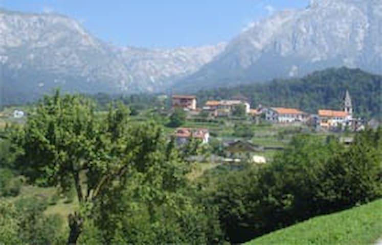 Italian mountains - Lamosano - Huis