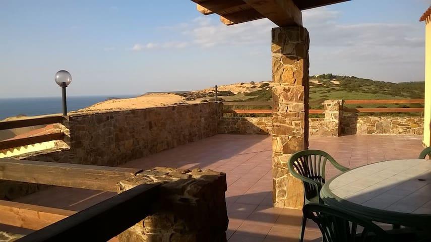 Sardegna-Torre dei Corsari: casa sul mare - Torre dei Corsari