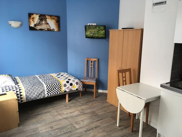 Studio 2 meublé situation idéale - Longwy - 公寓