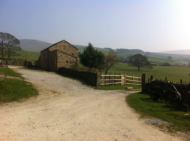 The Sheep Shack - Derbyshire - Dom