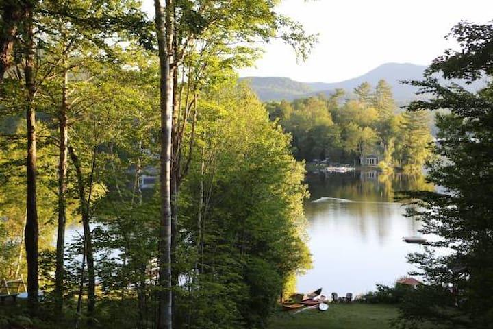 Stinson Lake Escape - Rumney - Kulübe