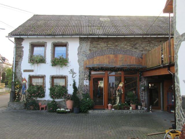 Wohnen im Westerwald, Nähe Westerwalgsteig - Bonefeld - Apartemen