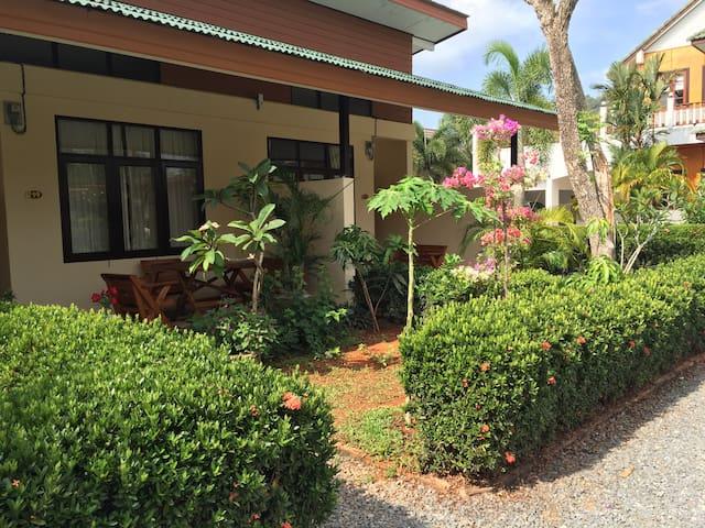 relaxing Apartment  Jungle Village 5min to beach - Ao Nang - Apartamento