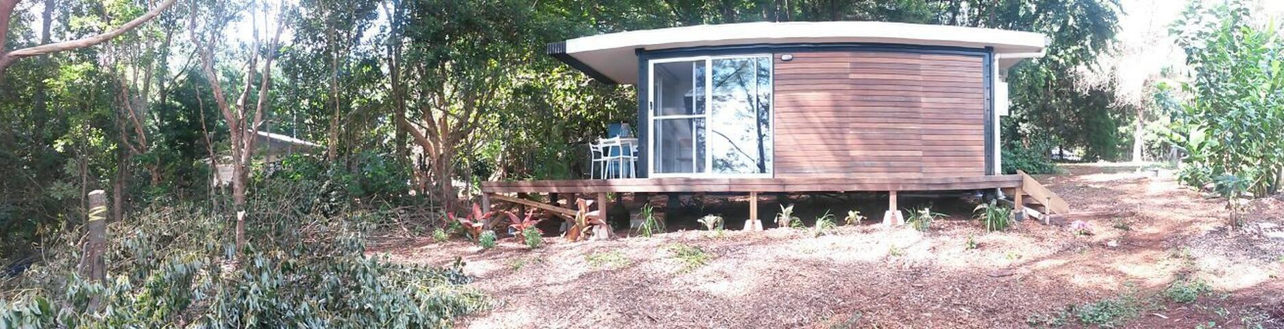 Tiny House in McLeans Ridges - McLeans Ridges - Houten huisje