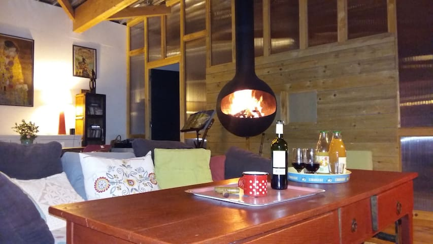 la baraqu'à bois - Guérande