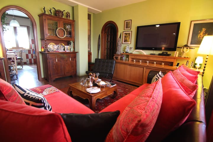 Double room with private bathroom  - Seravezza