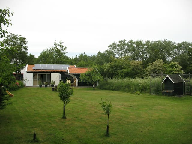 Studio, privacy and sauna - Den Burg - Byt