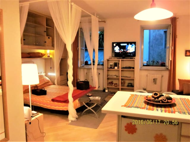 Small apartment in old town - Bolzano - Leilighet