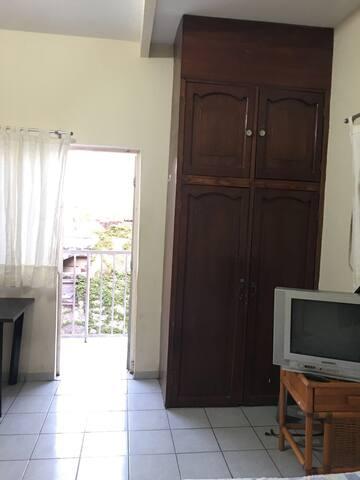 Bungalow acogedor zona centro (6) - Culiacán Rosales - Daire