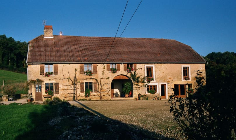 Rustic place to French life - Villers-sur-Port - Huis