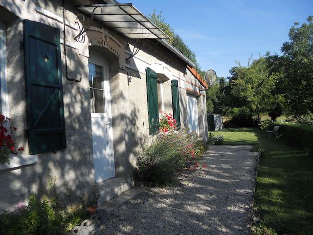 Gîte du Bois de Cauchy - Aizecourt-le-Bas - Hus