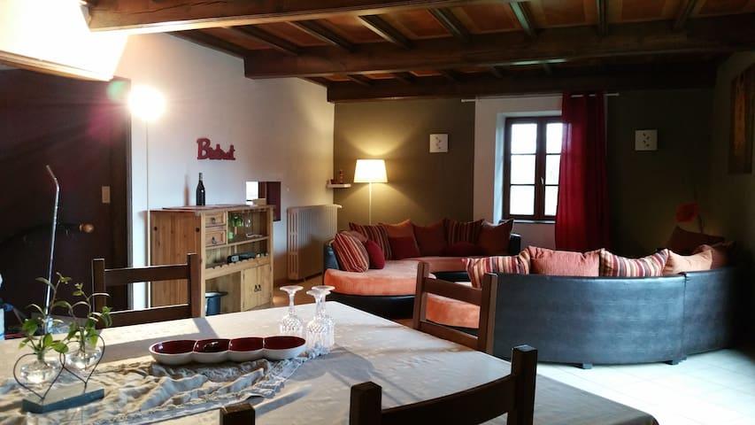 Volc'happy - Saint-Pierre-Roche - Huis