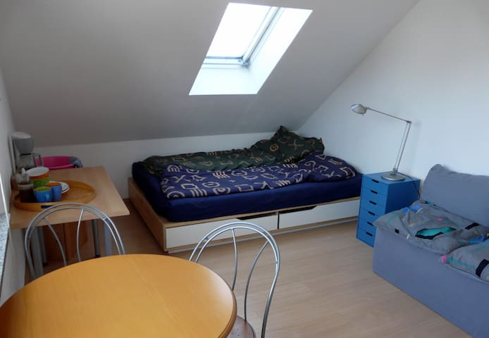 Private Room with Kingsize Bed - Falkensee - Talo