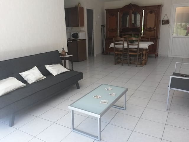 appartement 2-3 personnes - Saint-Germain-du-Puch