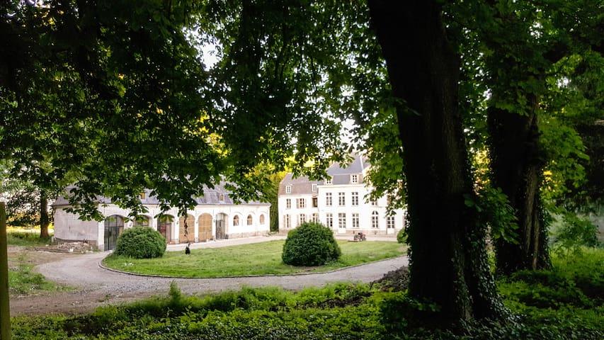 Cottage on a Castle Estate, near Montreuil sur Mer - Humières - Villa