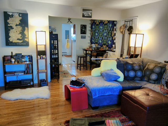 3m from Asbury Park, beach, shopping and nightlife - Ocean Township - Appartement