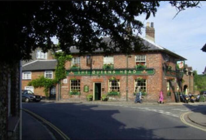 Chesham Old Town- Wedge Cottage - Chesham - Hus