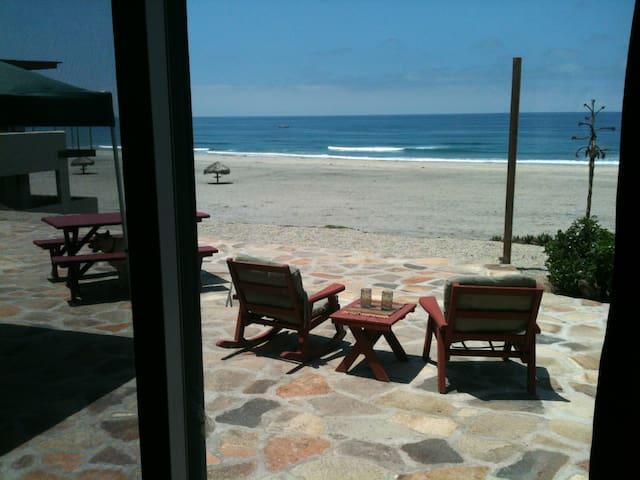 Beach Front House-Playa La Mision - La Misión