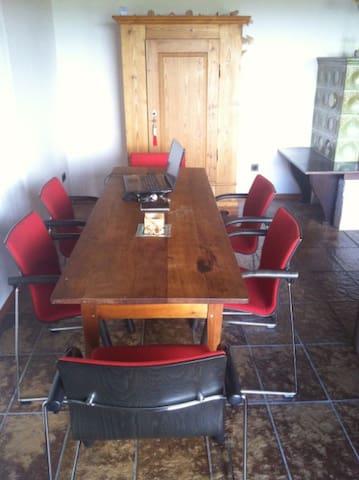 Carmenas Lodge - Rothenberg - Квартира
