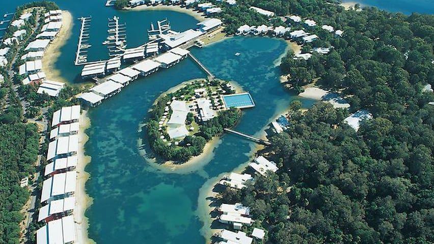 Couran Cove Island Resort  South Stradbroke Island - Gold Coast