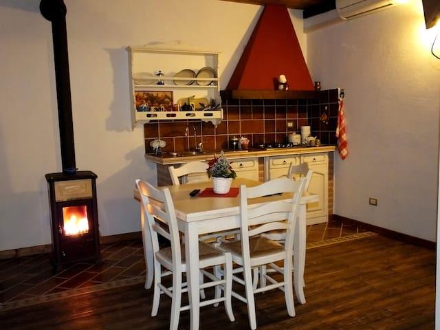 appartamento bianco - Badia Polesine - Casa