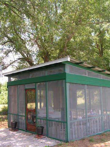 Big Field Cabin @ Mockingbird Hill Farm - Sparta - Cabaña
