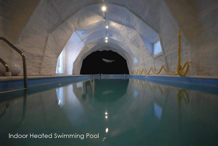 Prana Residence Spa  Indoor Pool - Litchfield - Huis