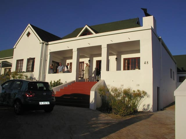 Villersdorp Groblers Theewaterskloof Holiday Home - Caledon