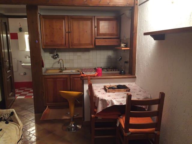 Monolocale vicino alle piste da sci - Limone Piemonte - Appartement