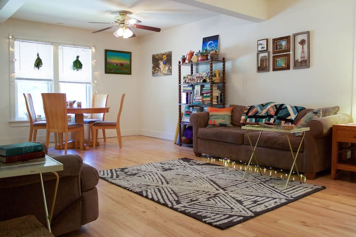 Cozy & Eclectic Willy St. Location - Madison