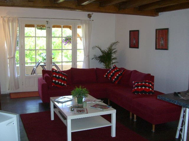 Gite and B&B rooms in Beautiful Lot Region - Duravel - Departamento
