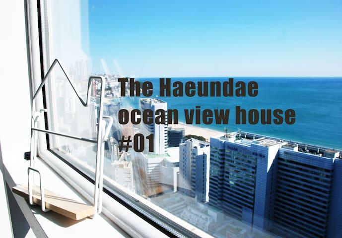 The Haeundae #01 Ocean view house - Haeundae-gu - Leilighet