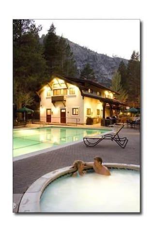 Squaw Valley - Olympic Village Inn - Olympic Valley - Lägenhet