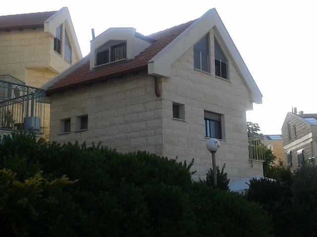 Your little stone house in Haifa - Hayfa - Ev