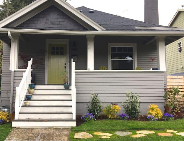 Sweet Retreat In Desirable SE Portland - Portland - Casa