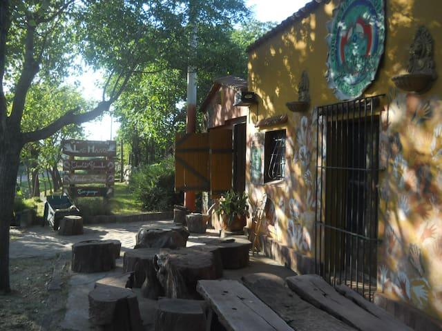Casita de campo  del Camping Las Manos - Ramallo