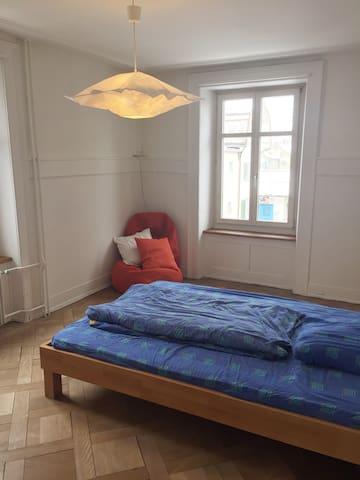 Zimmer Nr. 3 im Herzen von Rapperswil SG. - Rapperswil-Jona - Appartement