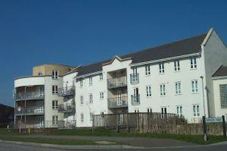 Modern and pretty 2 bedroom ground floor apartment - Bicester - 獨棟