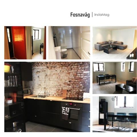 Solrun basement - Fosnavåg