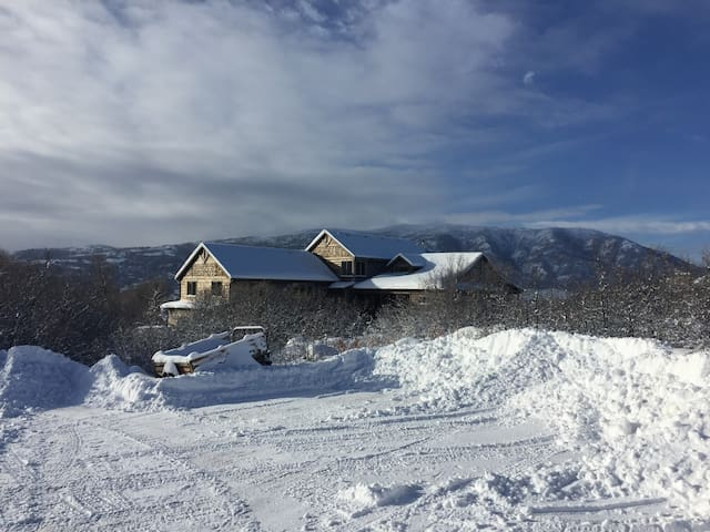 Alpenglow on Aspen - Eden - Appartement