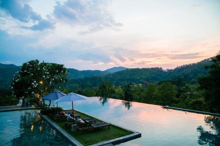 The Garden Suite, Veranda High Residences - Chiang Mai - Byt
