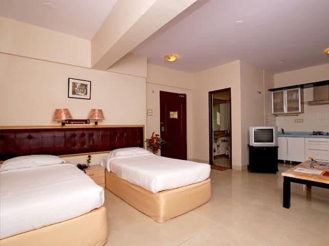 Comfort Studio in Andheri East, Mumbai - Mumbai - Lägenhet