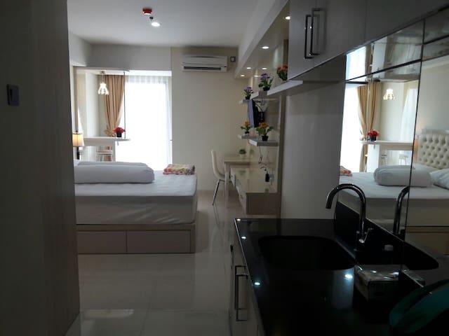 Apt Cozy2, Louis Kienne Semarang - Semarang City - Daire