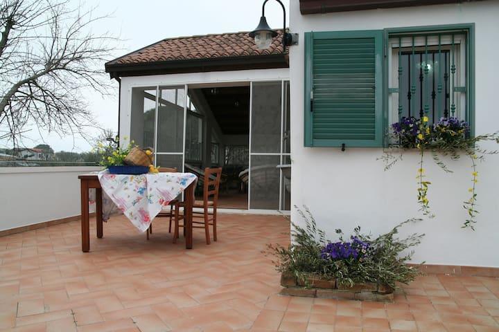 Villa Ginevra - Pisticci - Tinchi - Huis